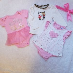baby rompers, baby sweater size 3 6 9 months